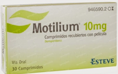 Motillium 10mg